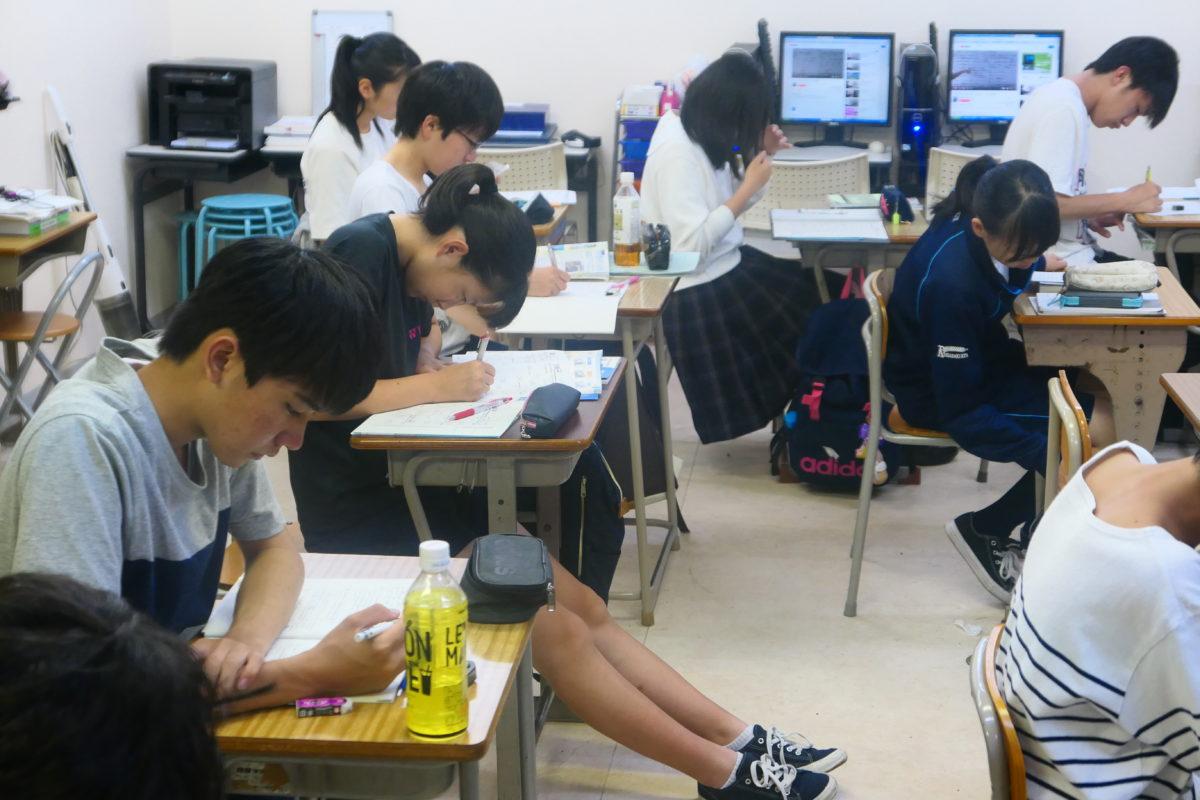 「中2の夏休みの過ごし方」勉強のやり方を教える塾 スカイ予備校 勉強のやり方を教える塾
