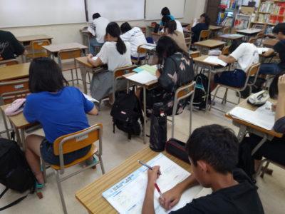 「テスト直前期は何をやればいいのか?」勉強のやり方を教える塾 スカイ予備校