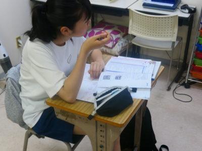 「中3の9月以降の戦略」勉強のやり方を教える塾 スカイ予備校